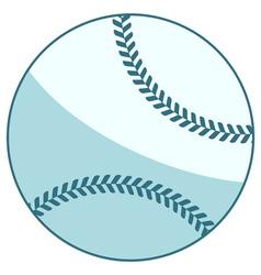 Baseball vector image