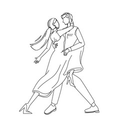 Couple Dancing Sketch Vector Images Over 470