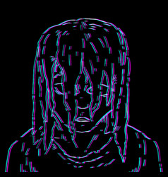 visual character vector image