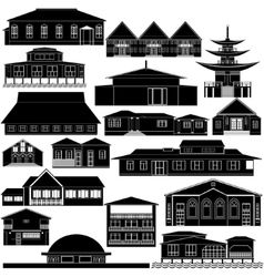 Australian architecture-4 vector