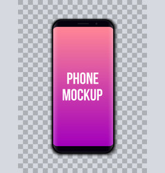 Creative of mobile phone vector