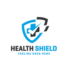 world health symbol logo vector image