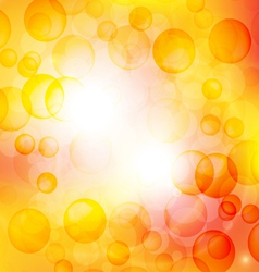 Abstract background sunset04 vector image