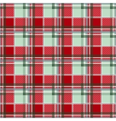 Red green gray chessboard background vector
