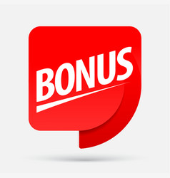 Sale special offers bonus buyer vector