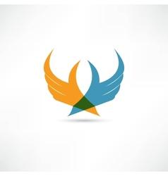 deal icon vector image vector image