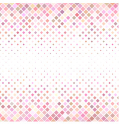 Pink abstract square pattern background - from vector