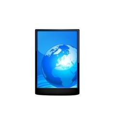 Smartphone editable vector image