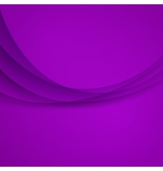 Purple Template Abstract background with vector image vector image