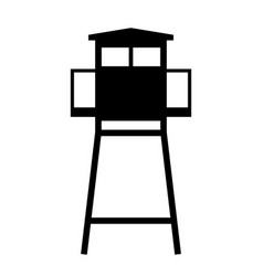 Watchtower vector