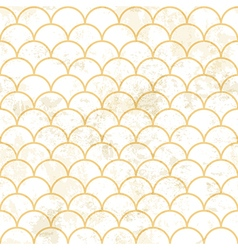aged asian pattern white vector image vector image