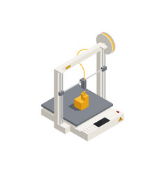 3d printing appliance composition vector