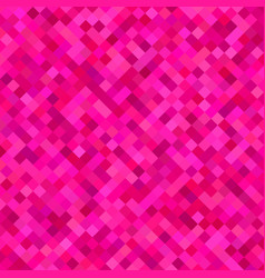 Colored diagonal square pattern background - from vector