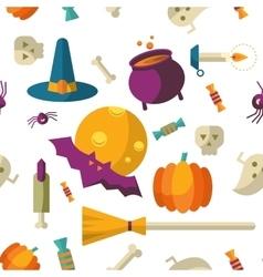 Happy Halloween backgraund vector