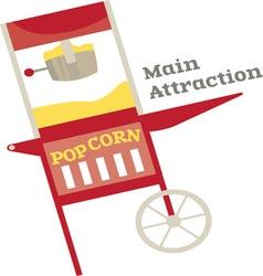 Main Attraction vector