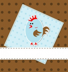 template cards vector vector image vector image
