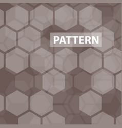 abstract geometric pattern hipster fashion design vector image