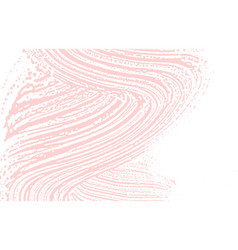 Grunge texture distress pink rough trace vector