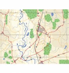 Generic map vector