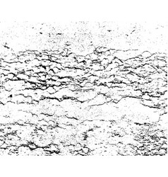 abstract grunge black and white distressed texture vector image