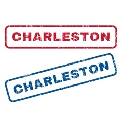 Charleston Rubber Stamps vector