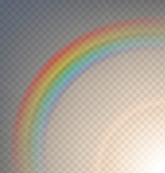 Rainbow vector image