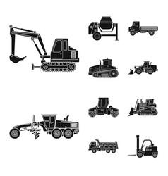 Build and construction logo vector