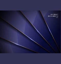 Elegant blue metallic glossy background vector