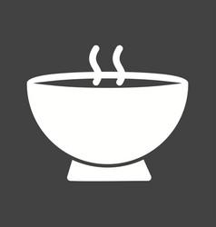 Hot soup vector