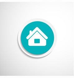 House icon home symbol element vector image vector image
