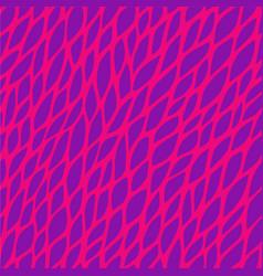 seamless purple and pink animal print vector image