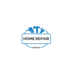 home-repair-service vector image
