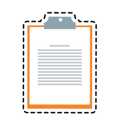 Report table icon vector