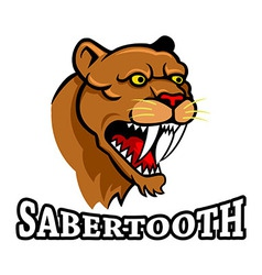 Sabertooth vector