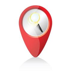 Search web icon vector