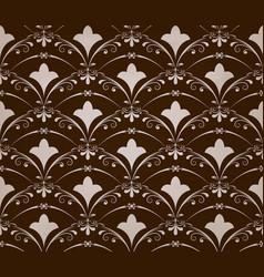 vintage seamless vector image