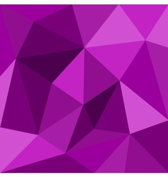 Pastel violet flat surface triangle background vector