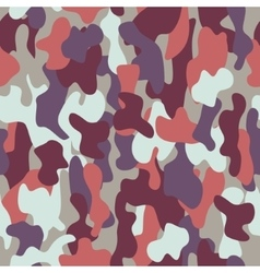 Camouflage seamless pattern 04 vector image