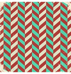 christmas empty vintage background vector image vector image