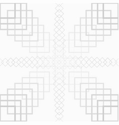 white square abstract background seamless pattern vector image