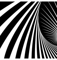 abstract movement illusion vector image
