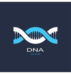 symbol dna vector image