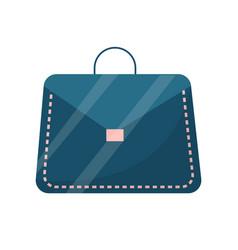 Women handbag closeup object vector
