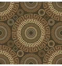 Abstract ancient seamless pattern vector image