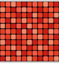 red pile vector image
