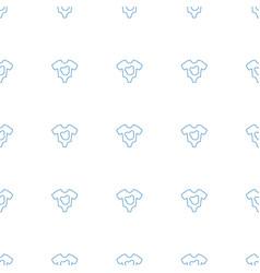 Baonesie icon pattern seamless white background vector