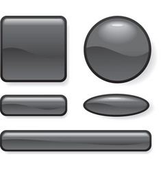 Buttons different form vector