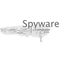 Beware spyware vector