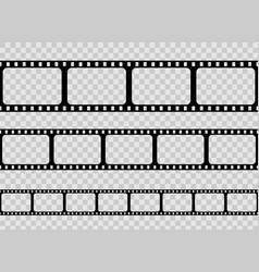 creative of old retro film vector image