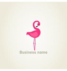 Flamingo2 vector